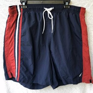 Vintage Nautica Swim Shorts Size XXL